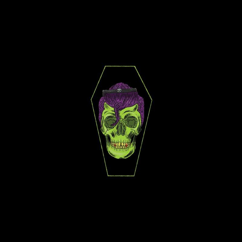 Vampire Greaser Skull by Phantasm Graphics