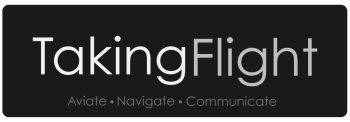 takingflight.tv - own a piece of the show. Logo