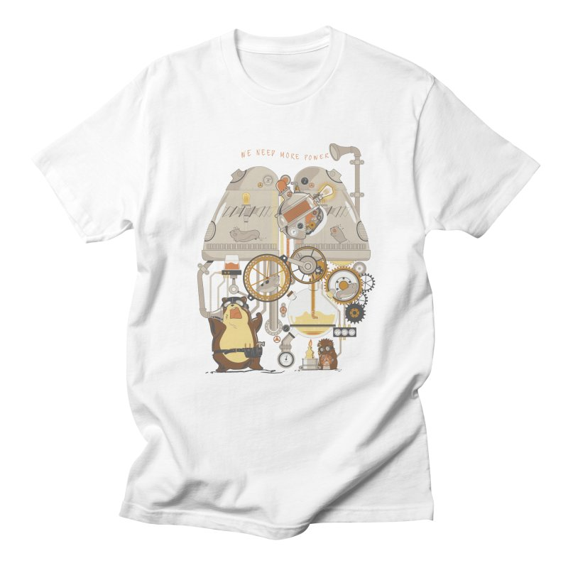 We Need More Power! Men's T-Shirt by The Takoyaki Project