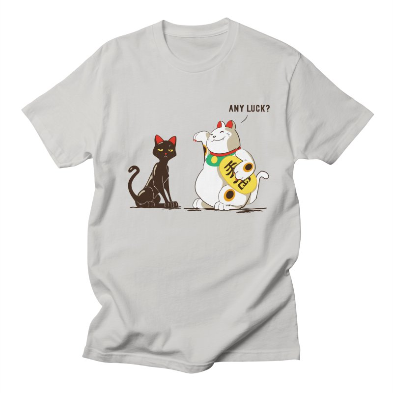 Luck Cats Men's T-shirt by The Takoyaki Project