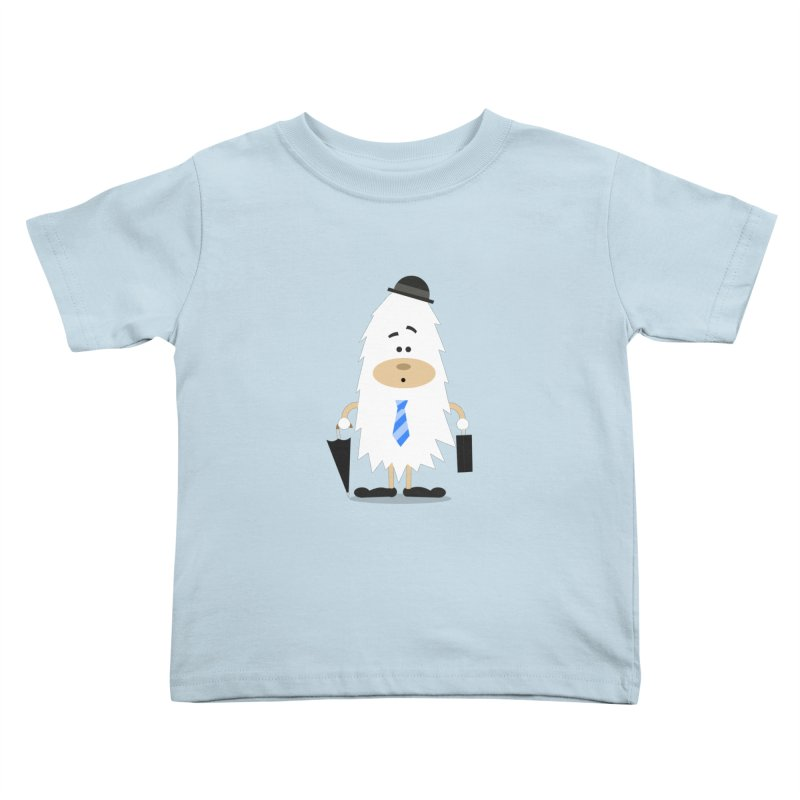 Office Yeti Kids Toddler T-Shirt by Threadless Tshirts Cartoons