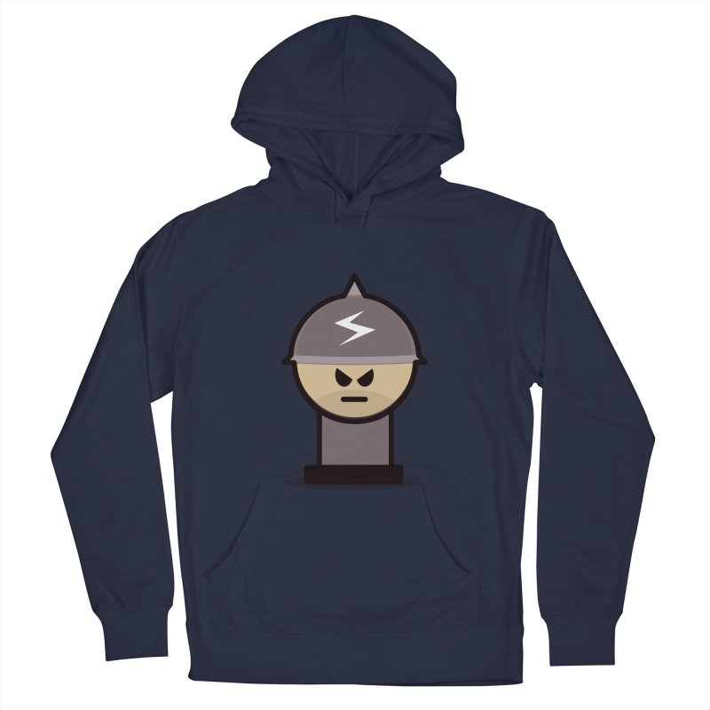 Grumpy Soldier Men's Pullover Hoody by Threadless Tshirts Cartoons