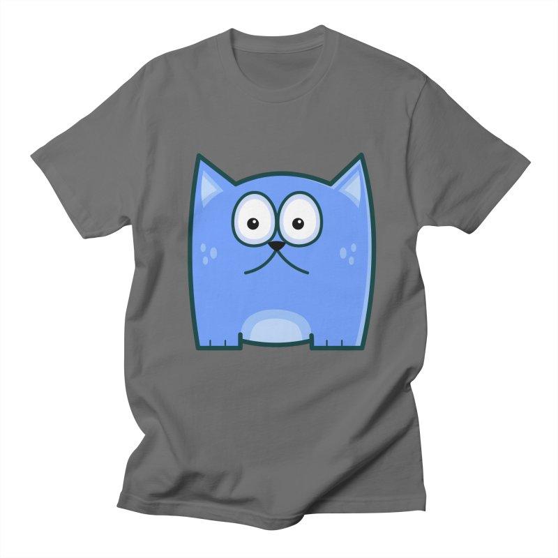 Single Cat   by Threadless Tshirts Cartoons