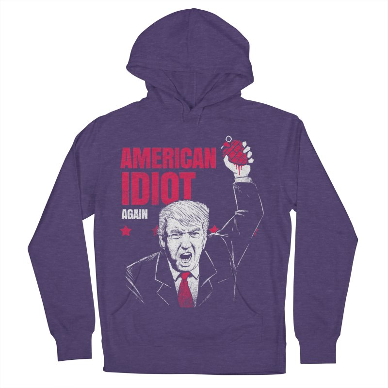 AMERICAN IDIOT Again Men's Pullover Hoody by tales83's Artist Shop