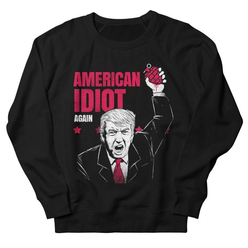 AMERICAN IDIOT Again Women's Sweatshirt by tales83's Artist Shop