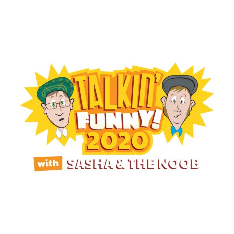 Talkin' Funny Logo Men's T-Shirt by talkinfunny's Artist Shop