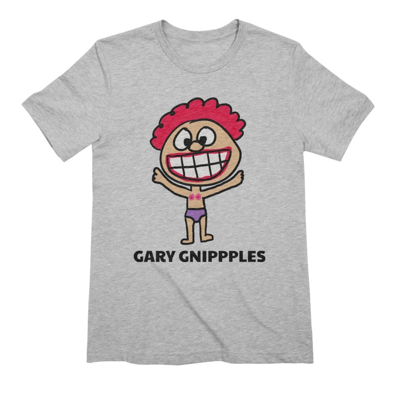 Gary Gnipples Tee Men's T-Shirt by talkinfunny's Artist Shop