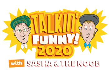 talkinfunny's Artist Shop Logo