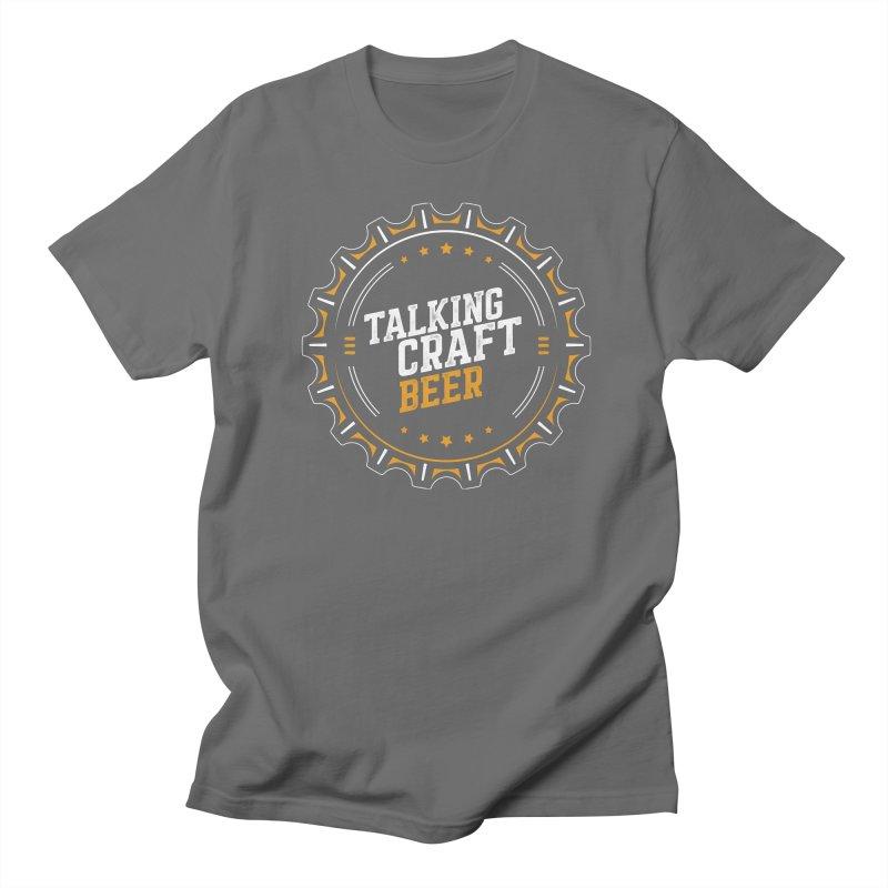 Talking Craft Beer (transparent) Women's T-Shirt by Talking Craft Beer Shop