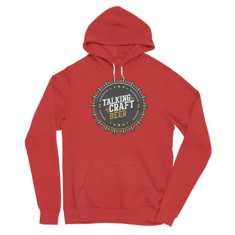 Talking Craft Beer Logo Women's Pullover Hoody by Talking Craft Beer Shop