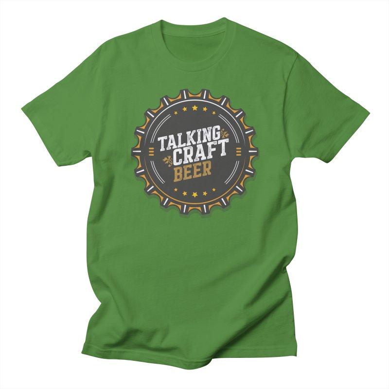 Talking Craft Beer Logo Women's Regular Unisex T-Shirt by Talking Craft Beer Shop