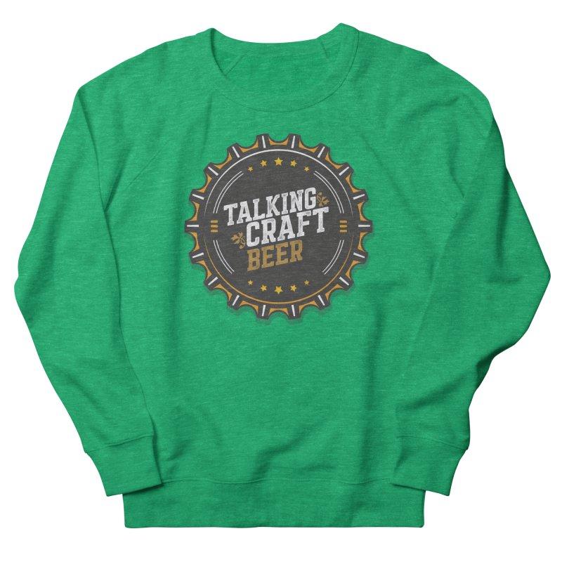 Talking Craft Beer Logo Women's Sweatshirt by Talking Craft Beer Shop