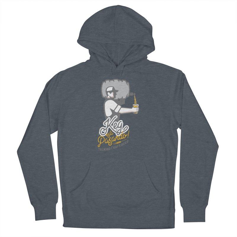 Kept keg Pour Logo Women's Pullover Hoody by Talking Craft Beer Shop