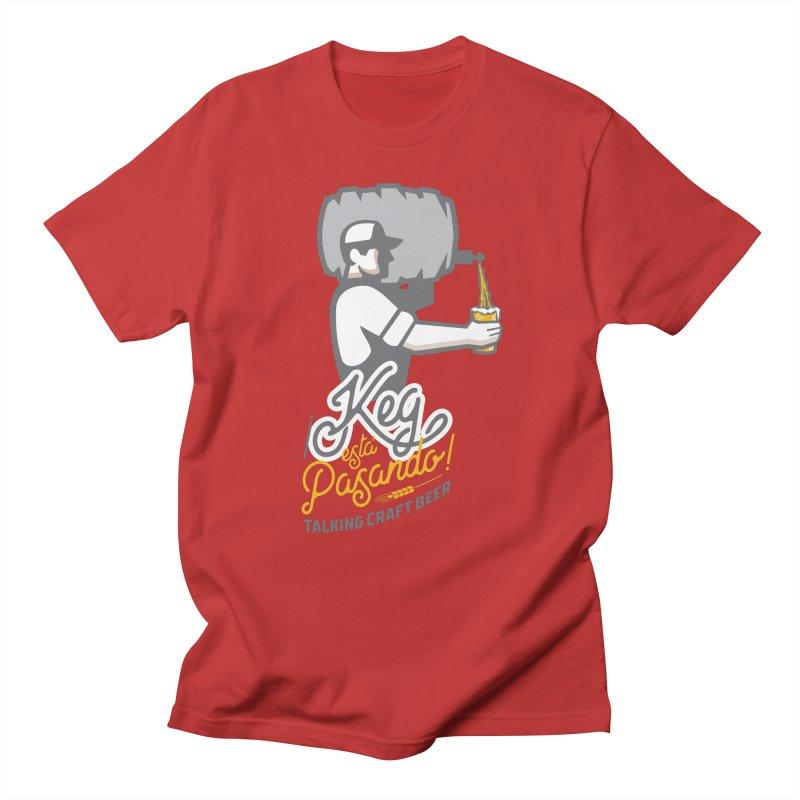 Kept keg Pour Logo Women's T-Shirt by Talking Craft Beer Shop