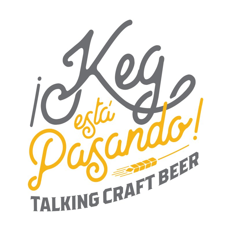 Kept Tagline (Grey) by Talking Craft Beer Shop