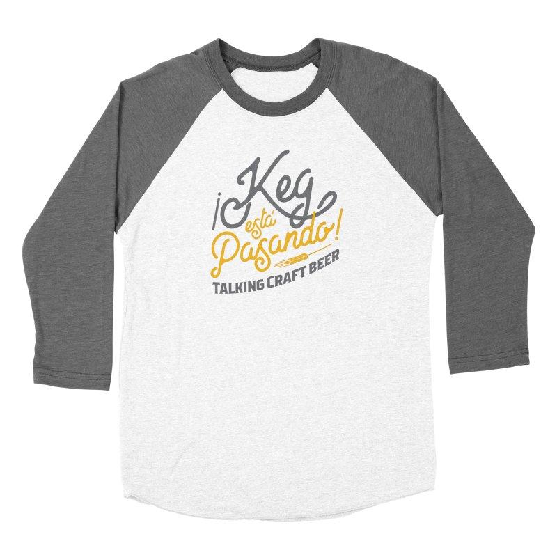 Kept Tagline (Grey) Women's Longsleeve T-Shirt by Talking Craft Beer Shop