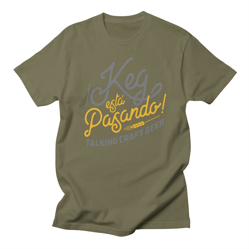 Kept Tagline (Grey) Women's T-Shirt by Talking Craft Beer Shop