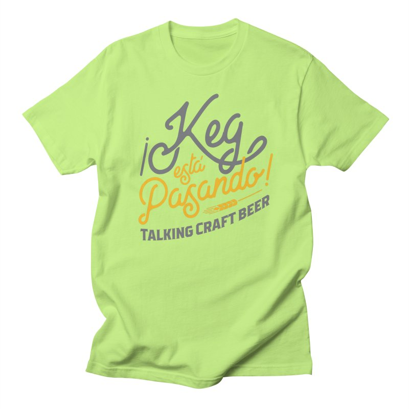 Kept Tagline (Grey) Women's T-Shirt by Talking Craft Beer Shop