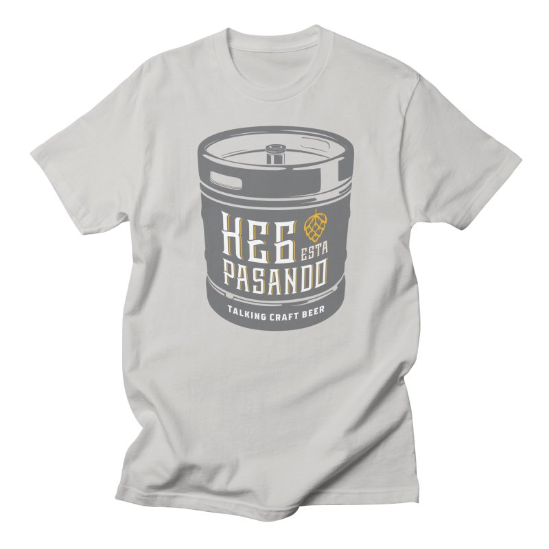 Kept keg Tagline Men's T-Shirt by Talking Craft Beer Shop