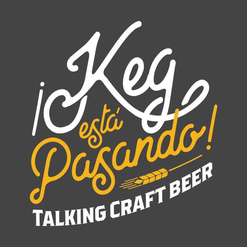 Kept Tagline (White) by Talking Craft Beer Shop