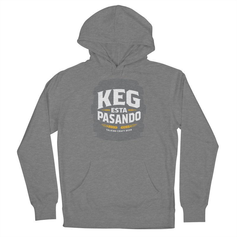Kept Big Keg (W/O hop) Women's Pullover Hoody by Talking Craft Beer Shop
