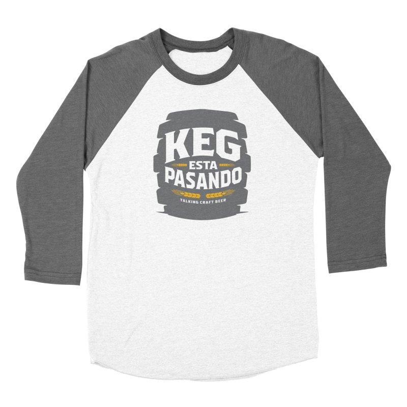 Kept Big Keg (W/O hop) Women's Longsleeve T-Shirt by Talking Craft Beer Shop