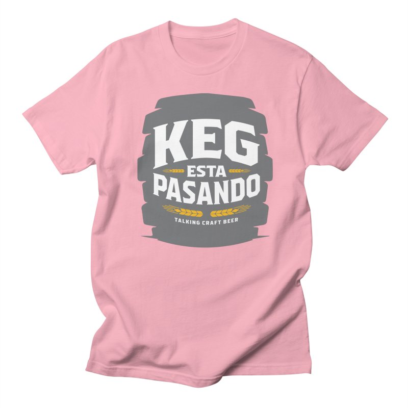 Kept Big Keg (W/O hop) Women's T-Shirt by Talking Craft Beer Shop