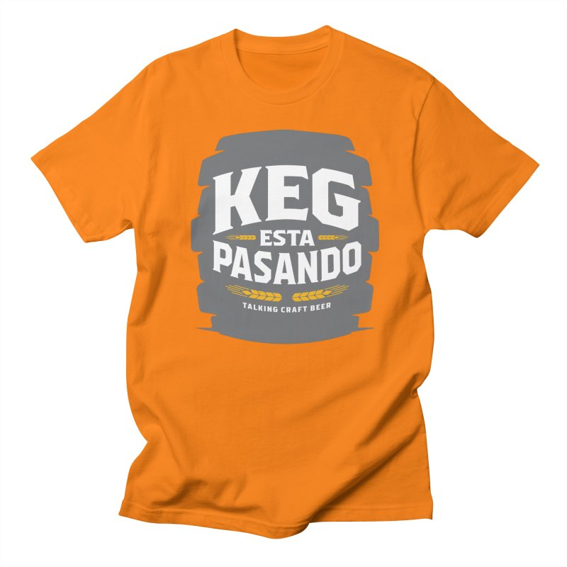 Kept Big Keg (W/O hop) Women's T-Shirt by Talking Craft Beer Shop