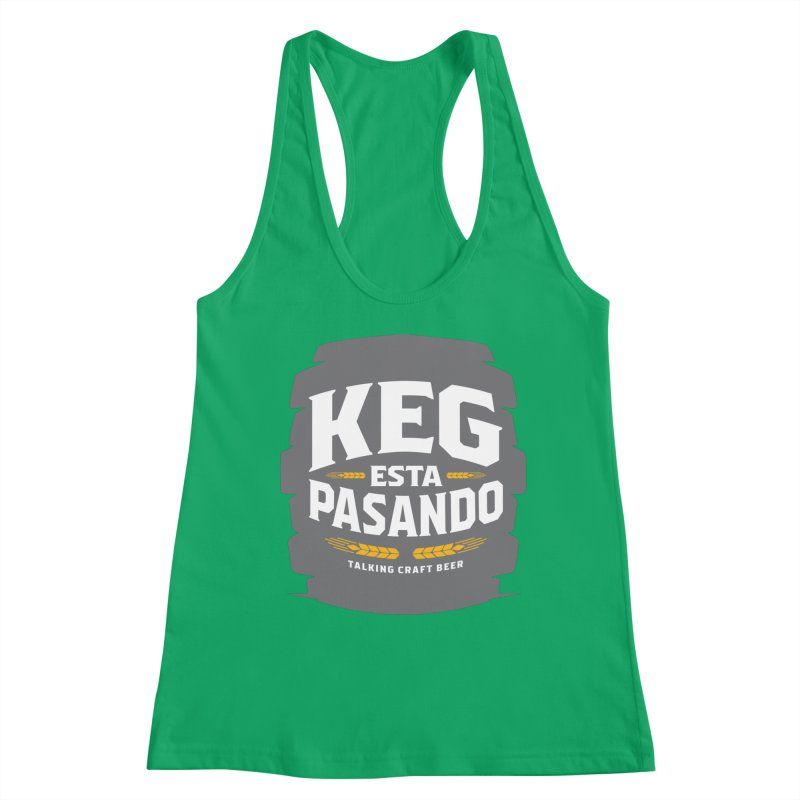 Kept Big Keg (W/O hop) Women's Tank by Talking Craft Beer Shop