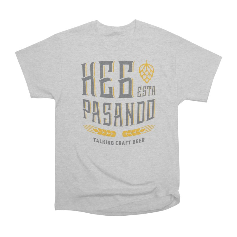 Kept Tagline (With hop) Women's T-Shirt by Talking Craft Beer Shop
