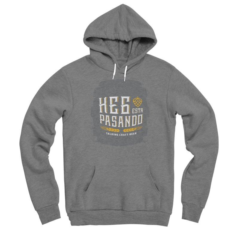 Kept Big Keg (with hop) Women's Pullover Hoody by Talking Craft Beer Shop