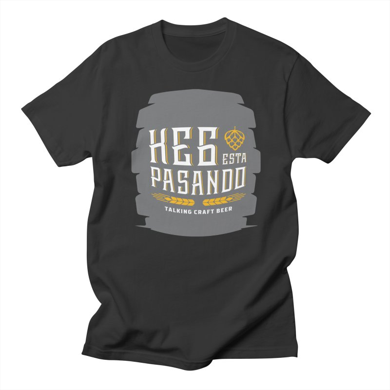 Kept Big Keg (with hop) Women's T-Shirt by Talking Craft Beer Shop