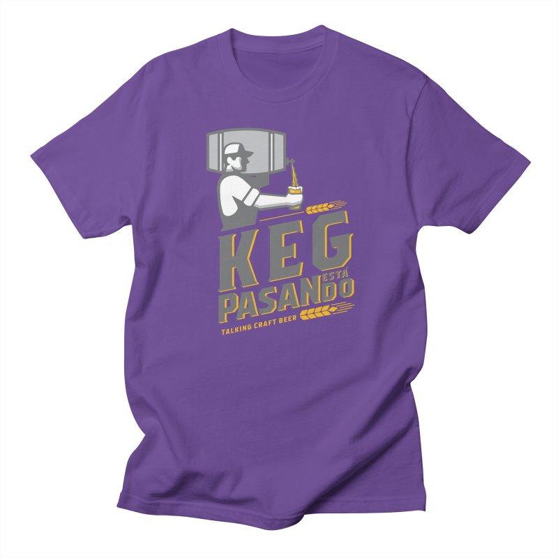 Kept Keg Pour (Grey) Women's T-Shirt by Talking Craft Beer Shop