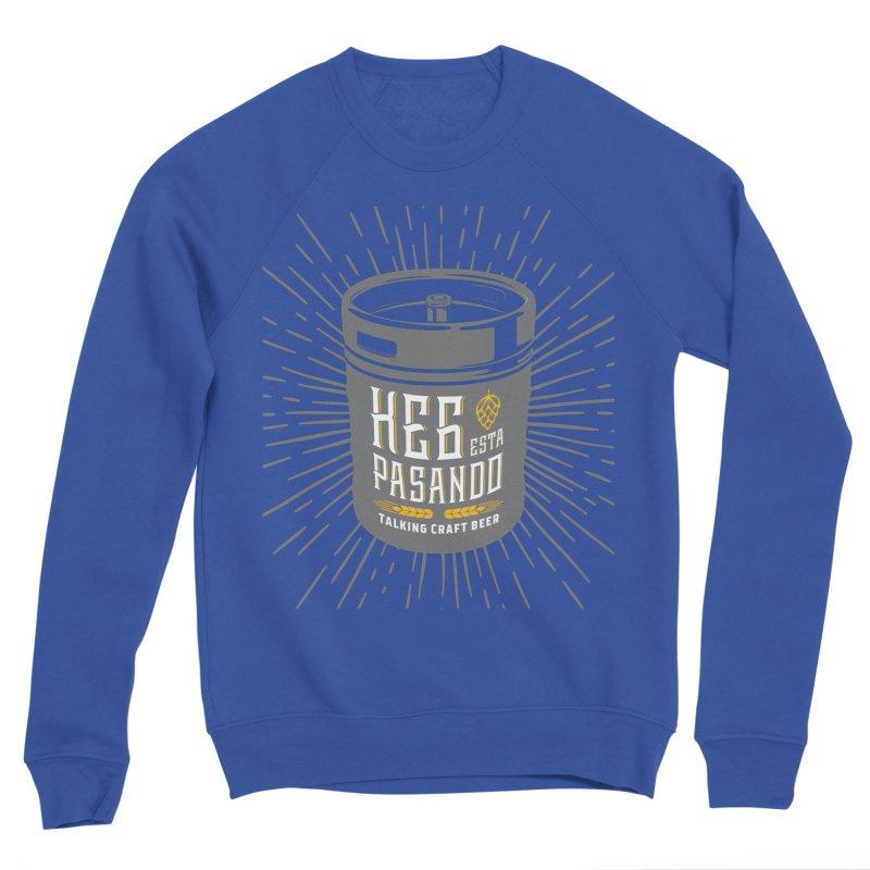 Kept Keg Highlight Women's Sponge Fleece Sweatshirt by Talking Craft Beer Shop