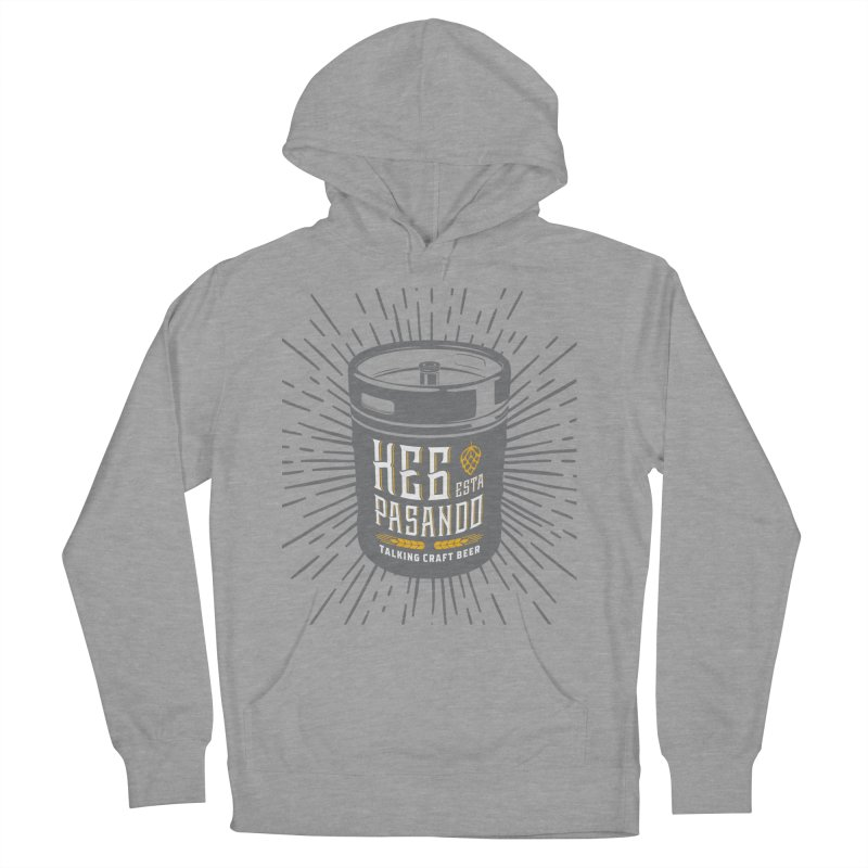 Kept Keg Highlight Women's Pullover Hoody by Talking Craft Beer Shop