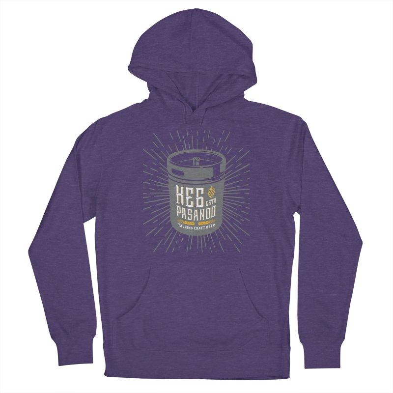 Kept Keg Highlight Women's Pullover Hoody by Talking Craft Beer Shop