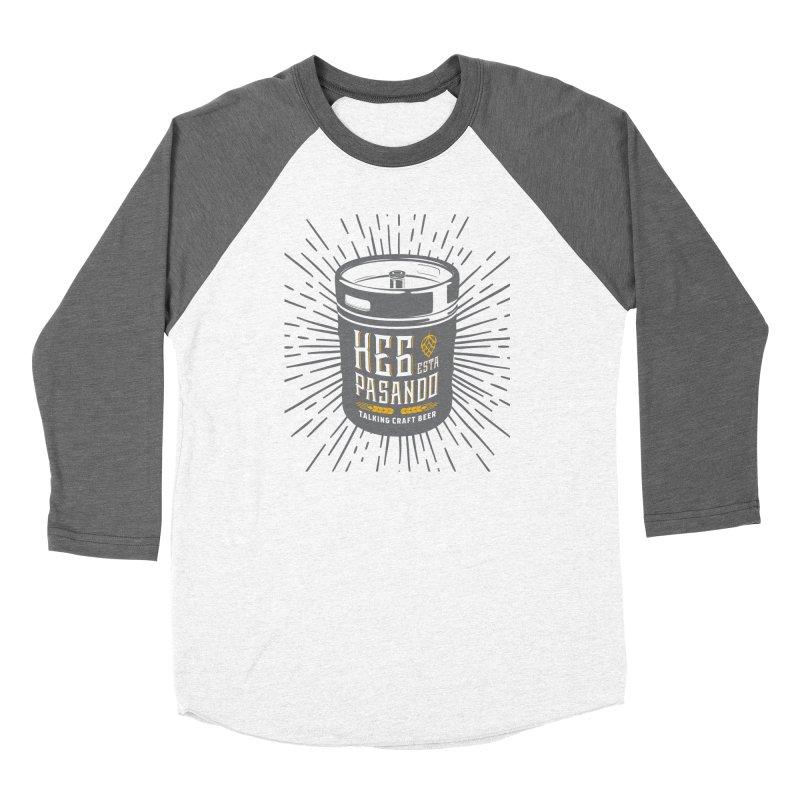 Kept Keg Highlight Women's Longsleeve T-Shirt by Talking Craft Beer Shop