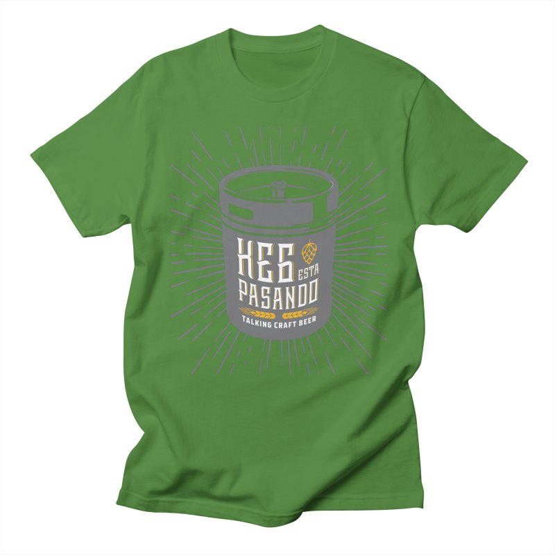 Kept Keg Highlight Men's T-Shirt by Talking Craft Beer Shop
