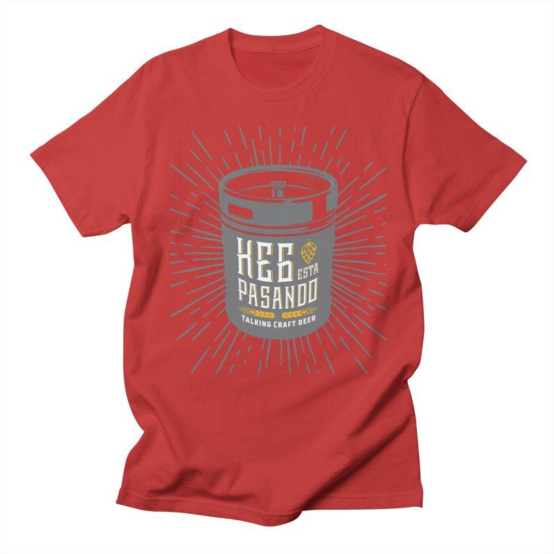 Kept Keg Highlight Men's T-Shirt by Talking Craft Beer Shop