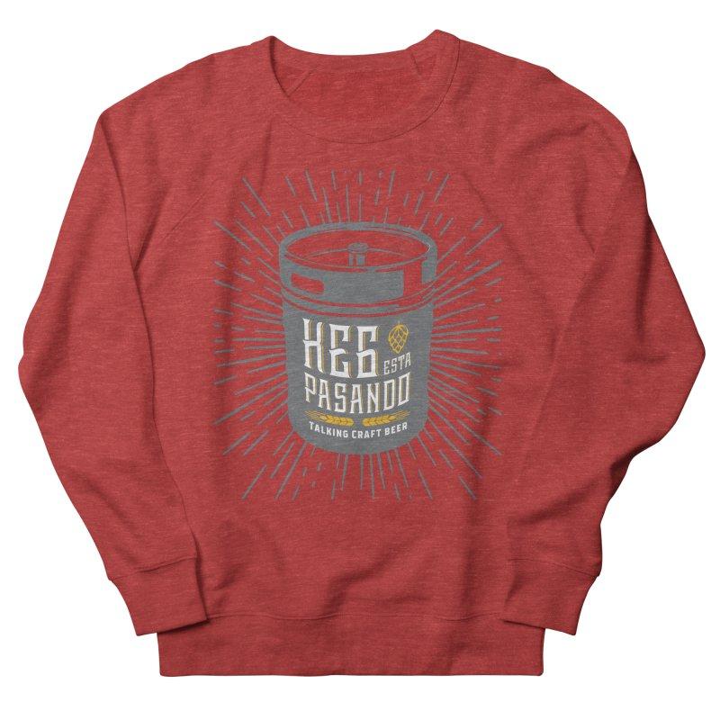 Kept Keg Highlight Men's French Terry Sweatshirt by Talking Craft Beer Shop
