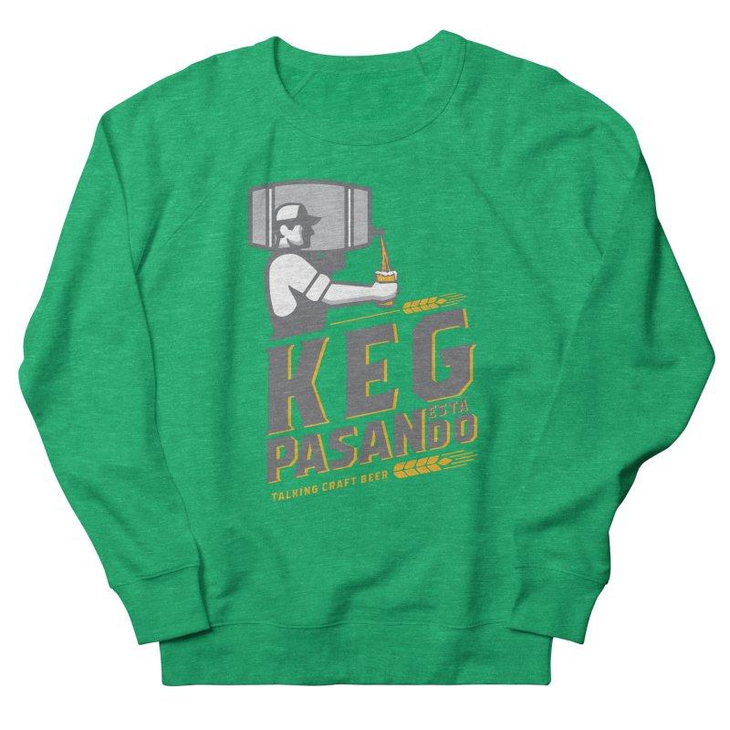 Kept Keg Pour (transparent) Women's Sweatshirt by Talking Craft Beer Shop