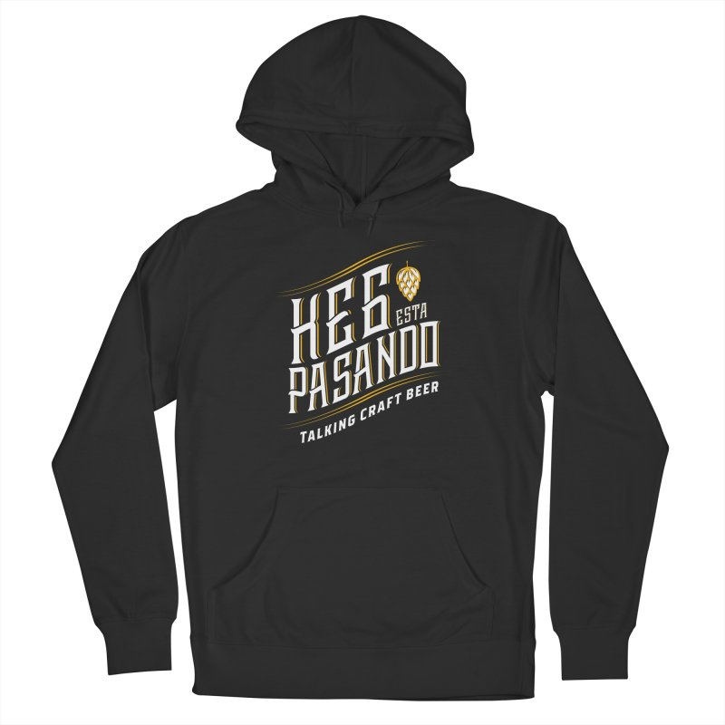 Kept Tagline (transparent) Women's Pullover Hoody by Talking Craft Beer Shop