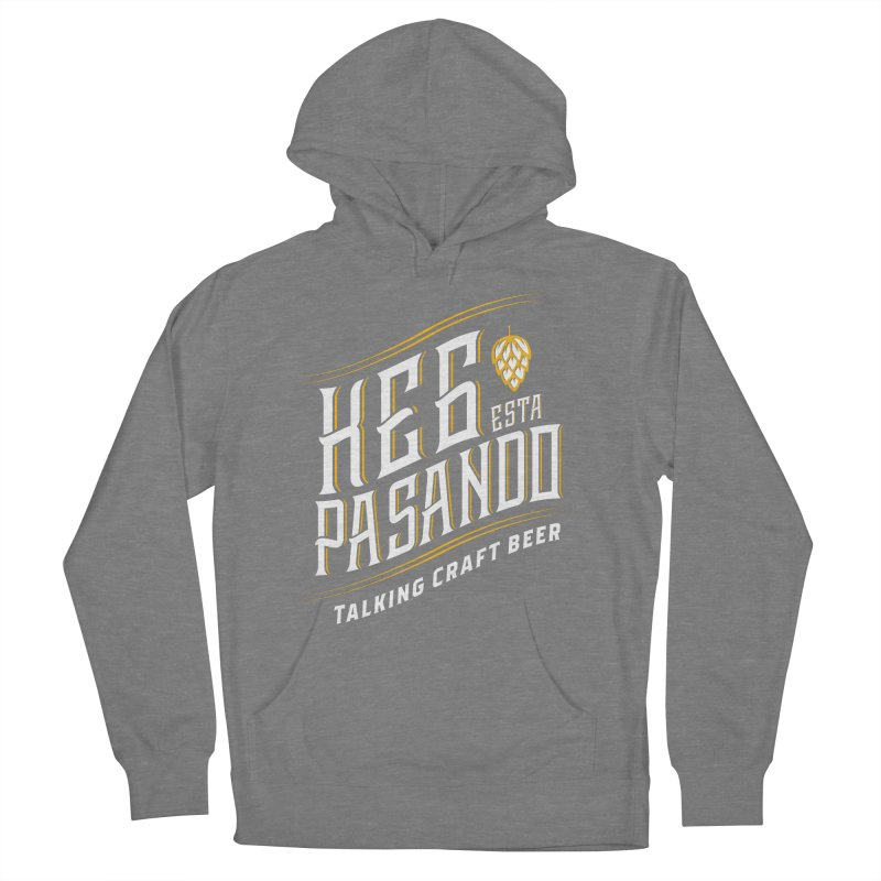 Kept Tagline (transparent) Women's Pullover Hoody by Talking Craft Beer Shop