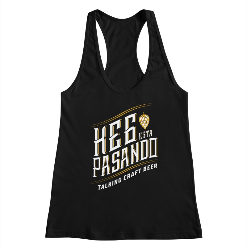 Kept Tagline (transparent) Women's Tank by Talking Craft Beer Shop