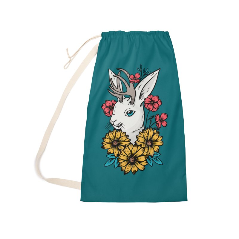Jackalope Accessories Bag by Tamara Lance