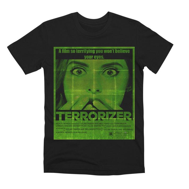 Terrorizer Men's T-Shirt by Morte Mondo