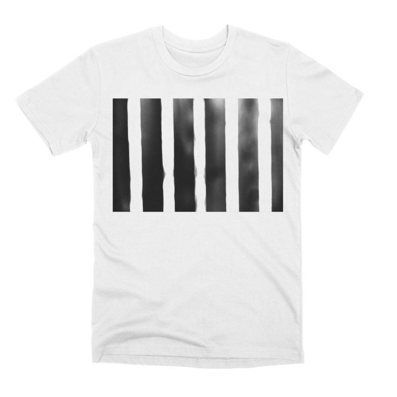 White Whisps Men's T-Shirt by Morte Mondo