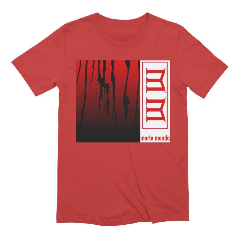 Veins Men's T-Shirt by Morte Mondo