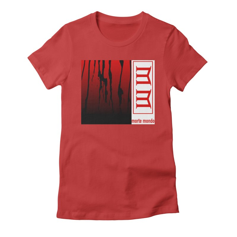 Veins Women's T-Shirt by Morte Mondo