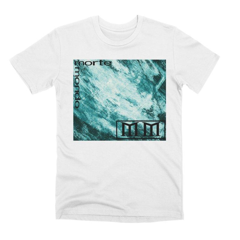 Snow Men's T-Shirt by Morte Mondo